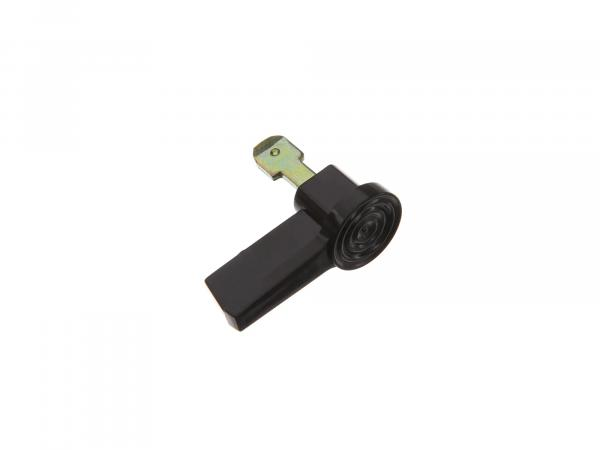 ignition key 8626.14/2-3 black - for Simson S50, S51, S70, KR51 Schwalbe, SR4, Duo 4/1