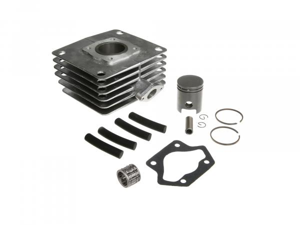 Set: cylinder + piston (special coating) + needle bearing, 60ccm - Simson S51, KR51/2 Schwalbe, SR50