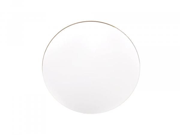 10002981 Spiegelglas, Ø122mm - Simson S50, S51, S70, S53, S83, KR51/2 Schwalbe, SR50, SR80 - Bild 1