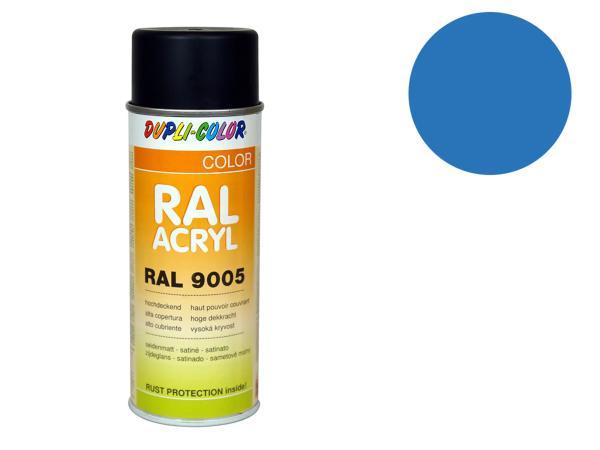 Dupli-Color Acryl-Spray RAL 5012 lichtblau, seidenmatt - 400 ml