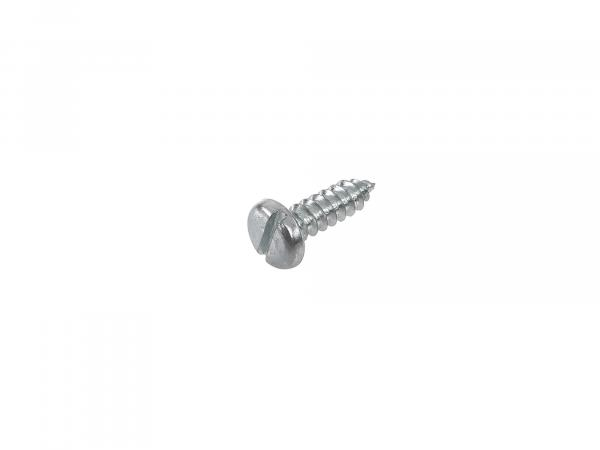 Cylinder tapping screw, slotted 4.8x16 - DIN7971