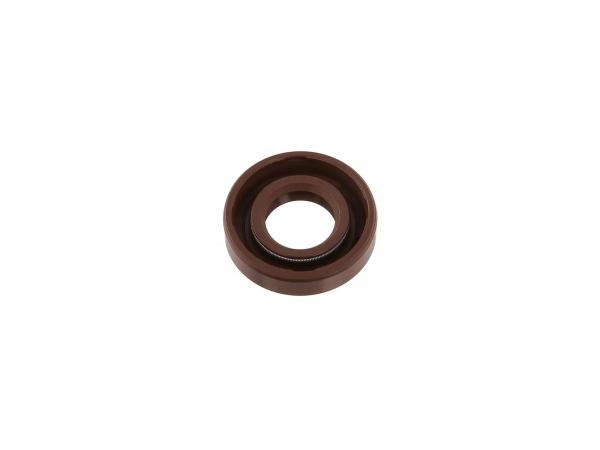 Oil seal 14x28x07, brown - Simson SR4-1 Spatz, SR1, SR2, KR50