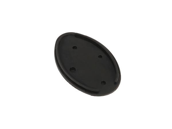Gummiunterlage oval für Rücklicht - MZ ES, AWO, RT, BK, IWL