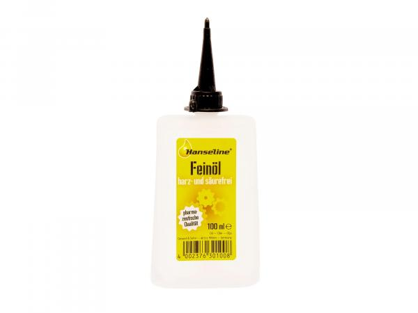 Sewing machine oil Hanseline - 100ml