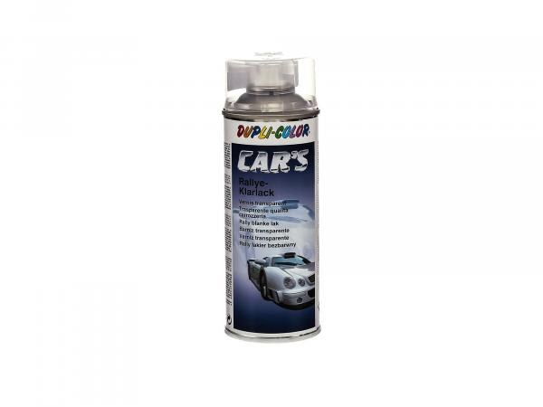 Dupli-Color CAR'S Rally clear lacquer, glossy - 400ml