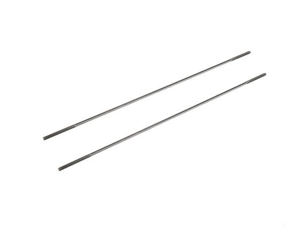 Set: 2x Stab für Federaufnahme - für Simson SR50, SR80
