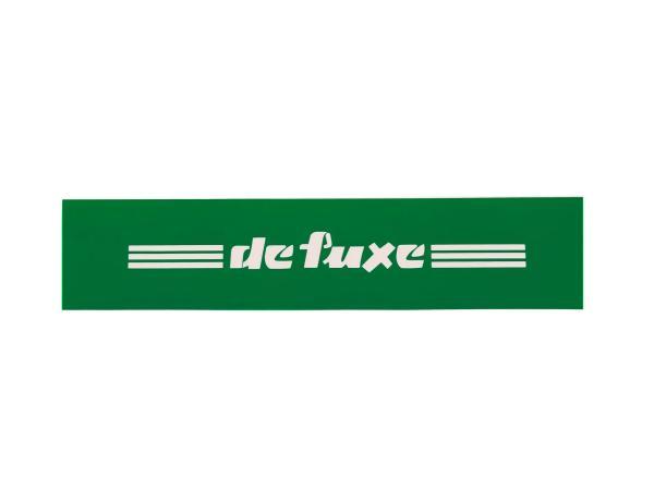 Schriftzug (Folie - Schablonierfolie) de Luxe für ES250