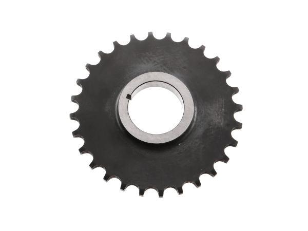 Sprocket/ steering wheel on steering shaft R35-3 (suitable for EMW)