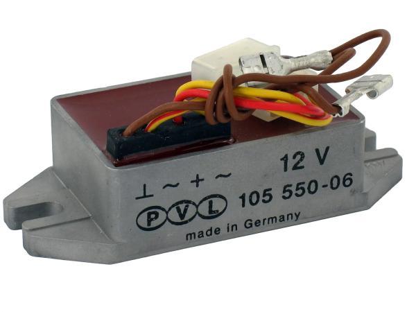 Regler PVL (AC-DC 12V) - Simson S51, S70, S53, S83, SR50, SR80