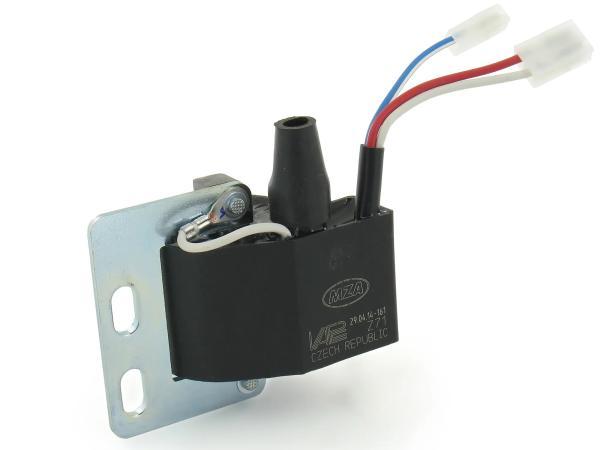 Ignition coil VAPE Z71 - Simson S50, S51, S70, S53, S83, KR51/1 Schwalbe, KR51/2 Schwalbe, SR4-2 Star, SR4-3 Sperber, SR4-4 Habicht, SR50, SR80