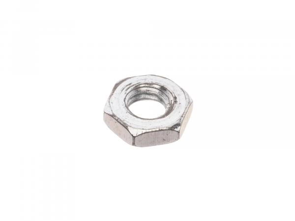 Hexagon nut M3 low From - DIN439B