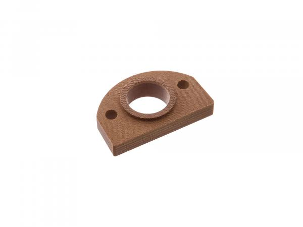 Insulating flange for intake connection BK350
