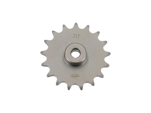 Abtriebskettenrad, Ritzel 17 Zähne (17Z.) für SR1, SR2, SR2E, KR50, SR4-1