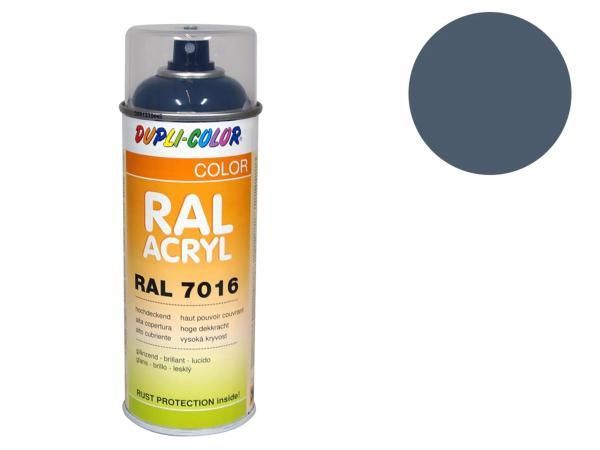 Dupli-Color Acryl-Spray RAL 7031 blaugrau, glänzend - 400 ml