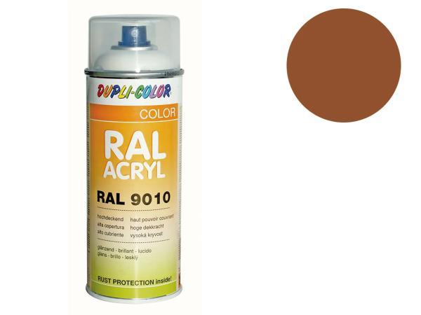 Dupli-Color Acryl-Spray RAL 8001 ockerbraun, glänzend - 400 ml