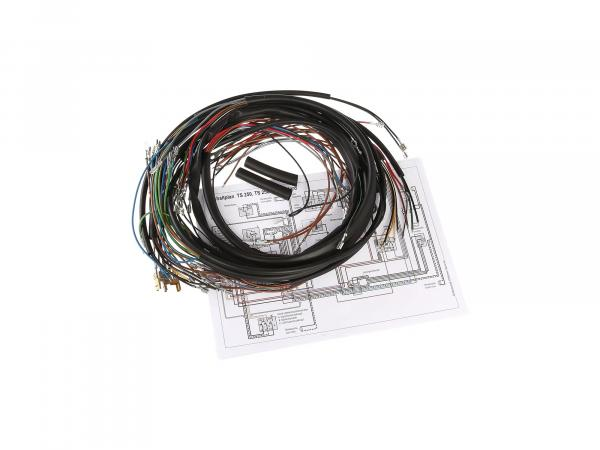 Cable harness set for TS250 Standard
