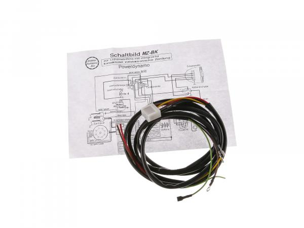 Cable harness system BK350