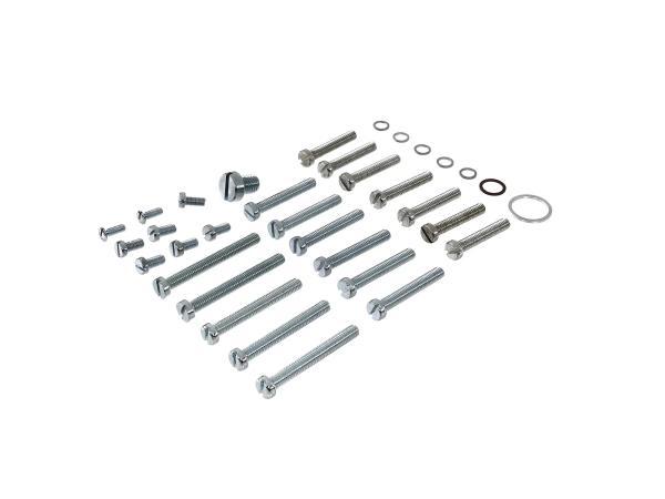 Set: Zylinderschrauben mit Dichtungen für S50, Motor M53, Gehäuse,Deckel