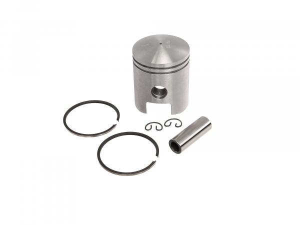 Piston for cylinder Ø54,00 - MZ TS125, ES125, ETS125 - RT125 (15 mm piston pin)