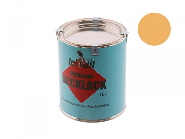 Paint 2K Leifalit monsoon yellow - 1Liter