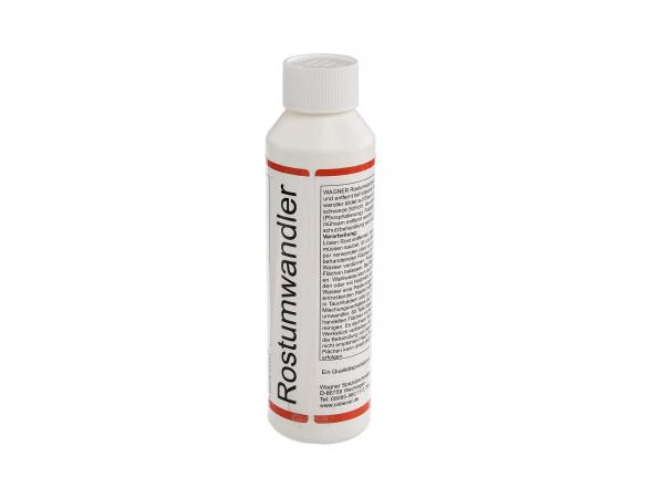 Rust converter for tank sealing - 250ml
