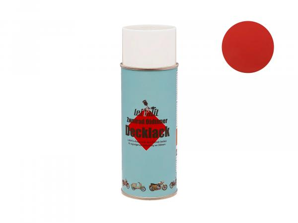 Spray can Leifalit top coat flame red - 400ml