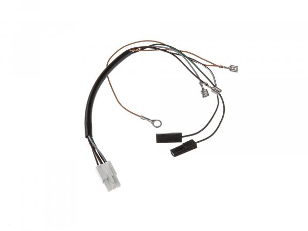 Cable harness for BSKL and flashing lights - Simson S53 (Sperber, Beach Racer)