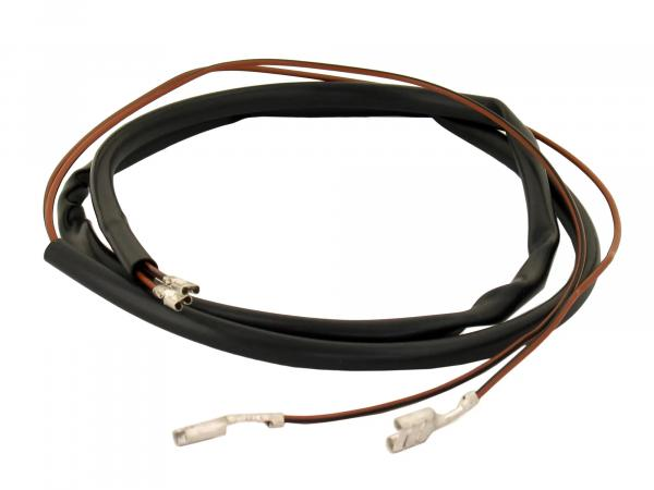 Kabelbaum für Bremslichtschalter, Gesamtlänge 1010mm - Simson S50, S51, S53, S70, S83