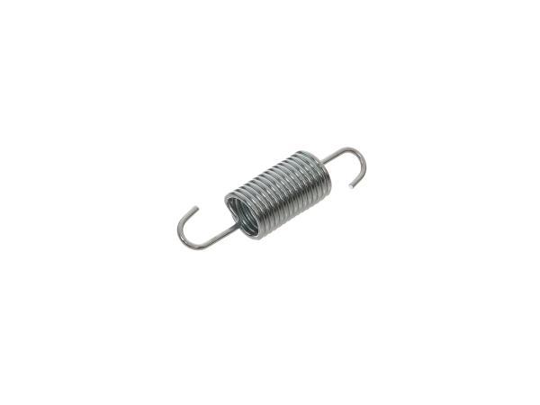 Feder für Seitenständer aus Aluminium - für IWL SR56 Wiesel, SR59 Berlin, TR150 Troll