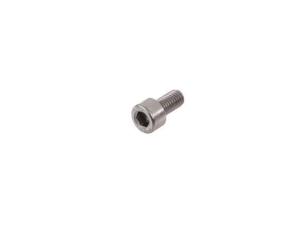 10001246 Zylinderschraube, Innensechskant M5x12 - DIN912 - Bild 1