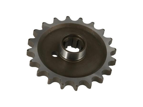 10069454 Antriebsritzel (Kleines Kettenrad) 20 Zahn - für MZ ETZ250, ETZ251, ETZ301, TS250/1 - Bild 1