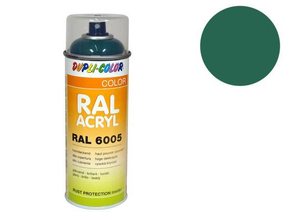 Dupli-Color Acryl-Spray RAL 6001 grün, glänzend - 400 ml