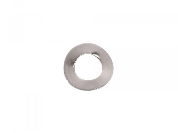 Spring washer A4-Fst-E4J (DIN 137) - curved - nickel-plated