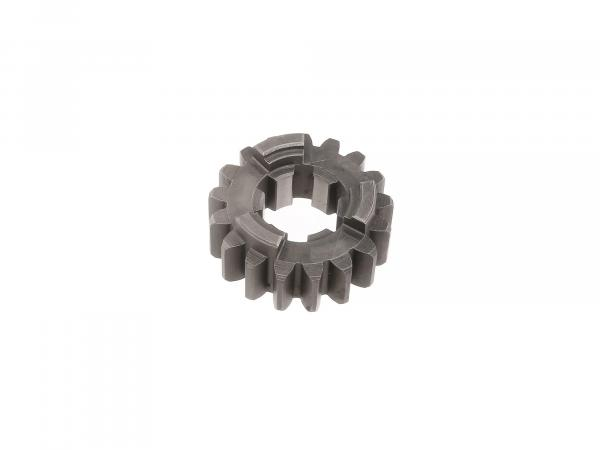 Gear on countershaft (3rd gear) ETZ125, ETZ150*