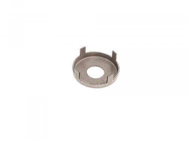 Holding plate for buffer spring, suitable for AWO 425T