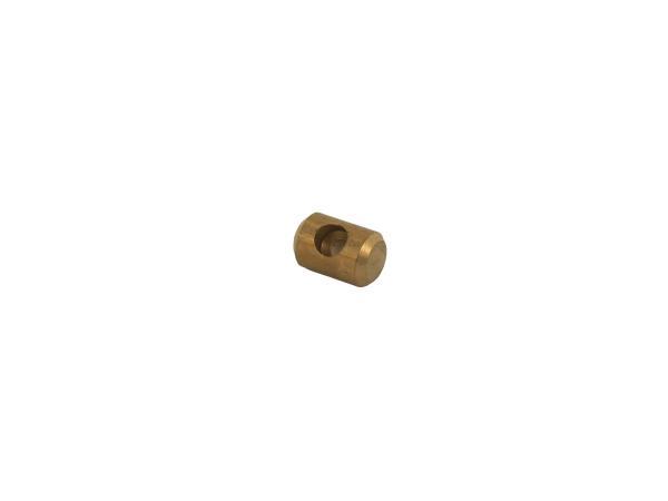 Lötnippel Magura 240.1-17.1 - Breite x Länge x Bohrung = 5x7,5x1,8mm