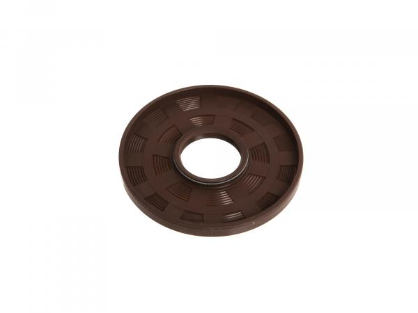 Oil seal 25x72x07, brown - for MZ ETZ250, TS250/1