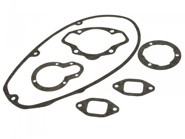 Set: Gasket set engine - MZ RT125/3 - IWL SR59 Berlin, TR150 Troll