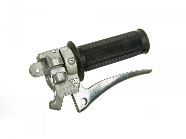 throttle handle with fitting (only for short handlebar type) - for Simson KR51/1 Schwalbe, SR4-2 Star, SR4-3 Sperber, SR4-4 Habicht