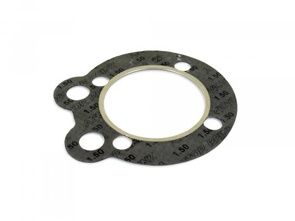 Cylinder head gasket - with reinforced inner ring - suitable for AWO 425T (Brand: PLASTANZA / Material AMF 22)