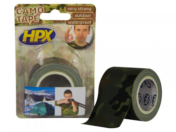 HPX-Panzerband 48mmx5m, camouflage