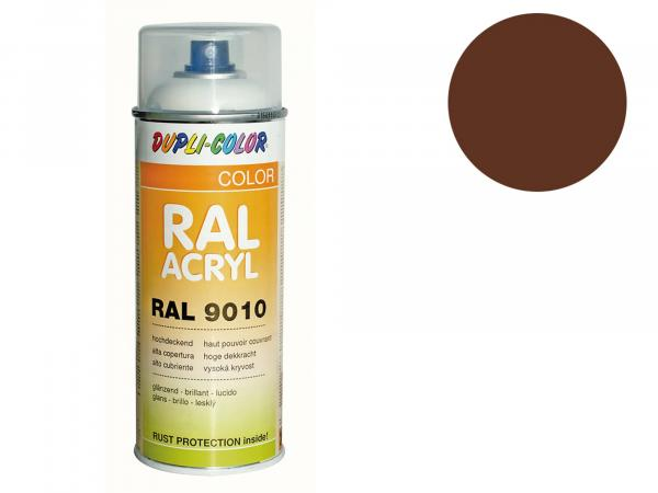 Dupli-Color Acryl-Spray RAL 8007 rehbraun, glänzend - 400 ml