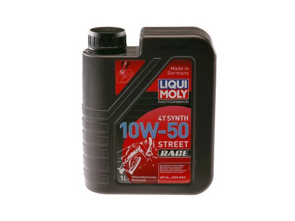 4-Takt Motorenöl 10W-50 HD - 1 Liter - LIQUI MOLY*