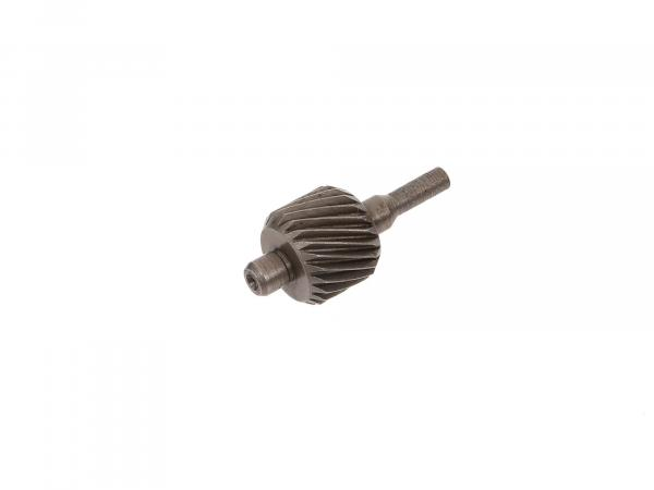 Screw pinion for speedometer drive S50, 22 tooth - type 3