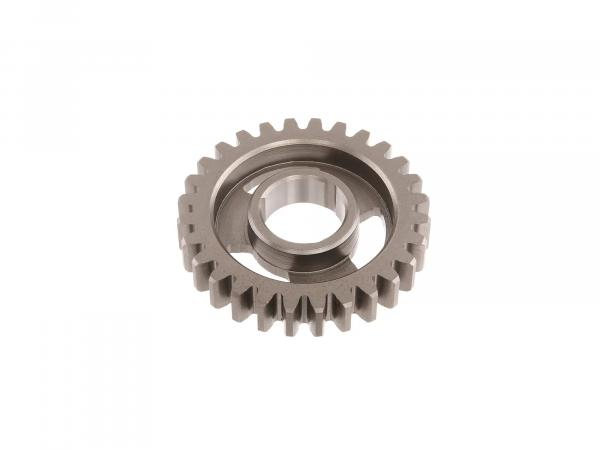 Gear wheel 2nd gear (28 teeth) TS250/1, ETZ250, ETZ251, ETZ301