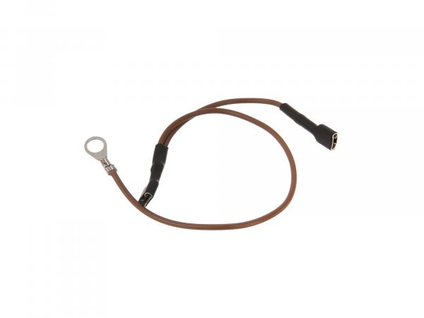 Relay cable brown