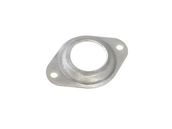 Support plate for rubber element (frame) - for MZ TS250/1, ETZ125, ETZ150, ETZ250, ETZ251, ETZ301