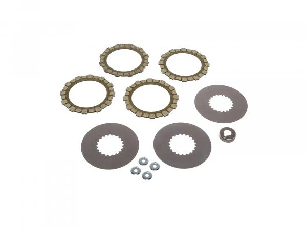 Set: clutch parts regeneration - Simson S51, KR51/2 Schwalbe, SR50, MS50, S53, S70, SR80, S83