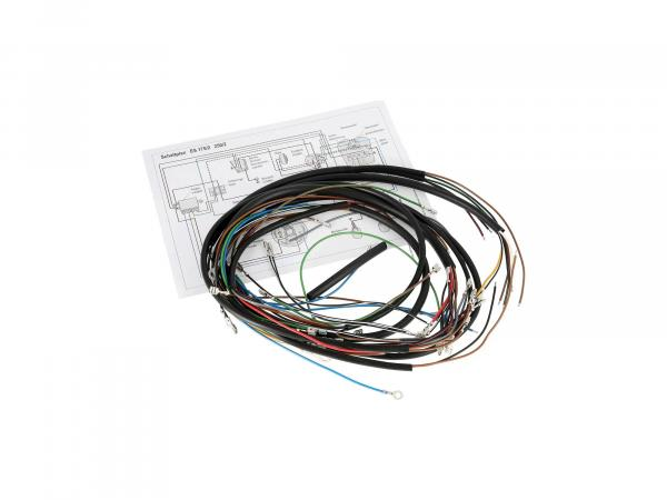Cable harness set for ES175/2, ES250/2