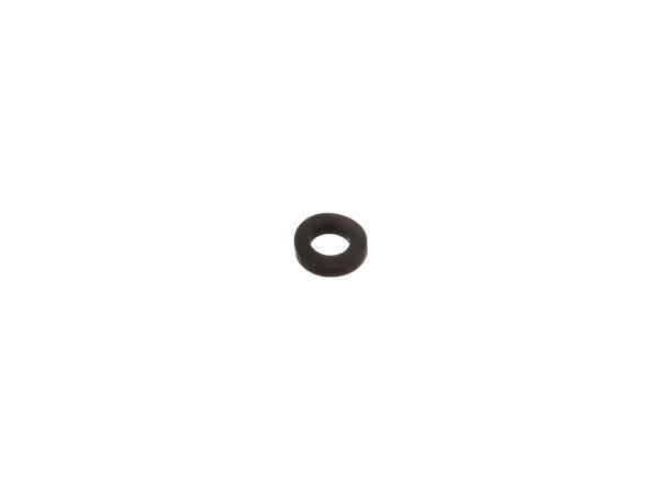 10066697 Gummi - Dichtscheibe 6x10x2 Telegabel unten - Simson S50, S51, S53, S70, SR50, SR80 - Bild 1